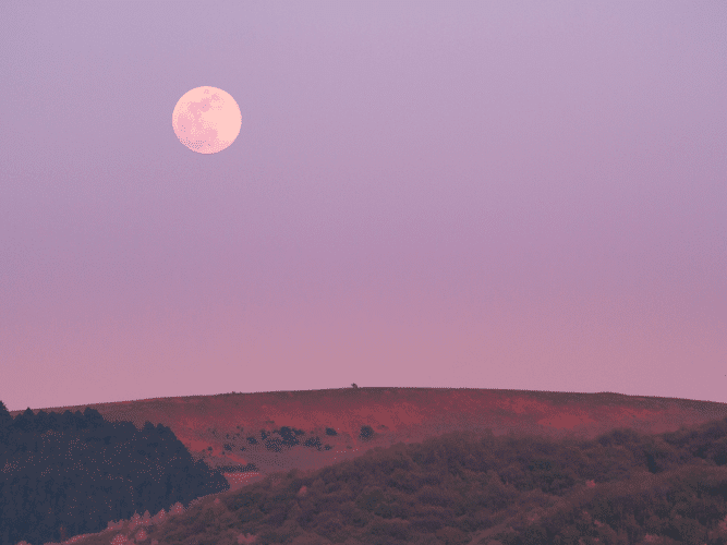 5 Places to See the Super, Blue, Blood Moon in Los Angeles, Near Topanga, Topanga Canyon Inn