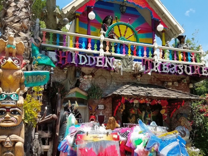 5 Whimsical, Unusual, and Bohemian Places and Activities in Topanga Canyon–L.A.'s Hippie Central, Topanga Canyon Inn