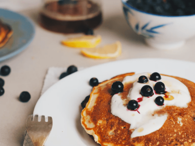 The Tastiest Healthy Vegan Pancakes You'll Ever Have – Topanga Canyon Inn Recipes, Topanga Canyon Inn