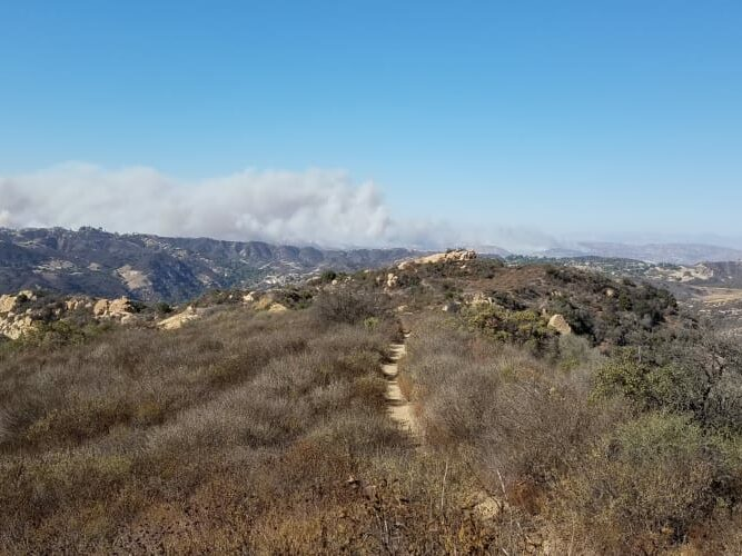 Woolsey Fire and Topanga Canyon, Topanga Canyon Inn