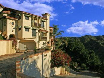 Home, Topanga Canyon Inn