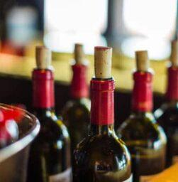 Wine Tasting, Topanga Canyon Inn