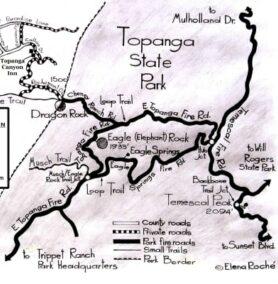 Explore, Topanga Canyon Inn